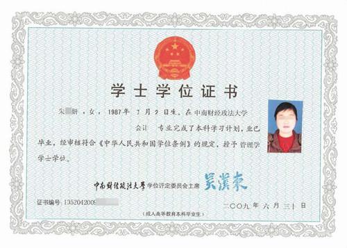 成考学士学位证