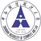 中南财经政法大学成考logo