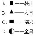 湖北省成人高考高起点《地理》1
